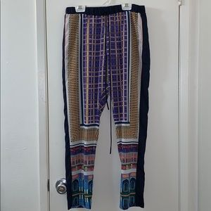 Clover canyon draw string pants size small
